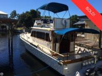 This vessel was SOLD on January 21. The owner is moving