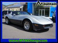 1982 Chevrolet Corvette 2D Coupe Our Location is: