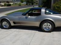 1982 Corvette Collectors Edition This 1982 Corvette,