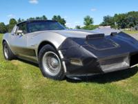 1982 Chevrolet Corvette Coupe Collector Edition