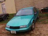 chevy beretta for parts no title,82000miles been in