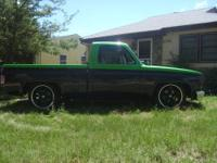 i have a 82 chevy swb with 91 front clip was built