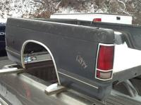 1982 -1993 CHEVY S-10 TRUCK BED,   SOUTHERN RUST FREE,