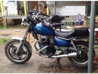 For sale: $1350.00 obo 1982 Hondamatic Motorcycle 6700
