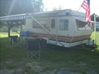 I have for sale a 1982 Coachman Travel Trailer. Don't