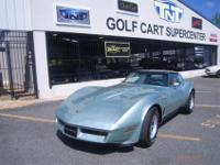 This 1982 automatic Corvette Coupe is a two owner