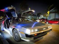 1982 DeLorean DMC - 12 (CA) - $59,900 Exterior:
