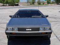 This 2013 1982 DMC DeLorean 2dr Coupe features a 6