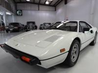 1982 Ferrari 308   HIGHLIGHTS SPECTACULAR CONDITION!