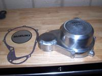 1982 GS550L Suzuki Parts Left Generator Starter Cover