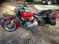 1982 Harley Davidson FXR The bike has less than 40,000