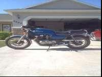 Such a fun bike. 1982 Honda cb 750. 29,000 miles. Easy