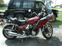 FOR SALE 1982 Honda CB 900 . This bike is great for