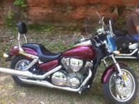 i have a 82 honda CM 450 A nice bike juts put brand new