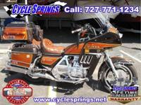 (727) 478-0454 ext.704 The Original Tourer!...