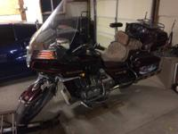 1982 Honda goldwing. Drives and runs excellent! Lots of