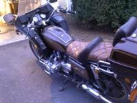 1982 Honda Goldwing GL1100 Aspencade: $2500/obo 31800