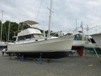 1982 Mainship Classic Boat is located in Raritan