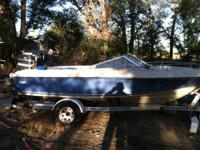 I have a 1982 16 ft marlin boat for sale it is set up
