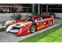 1982 March 82G-01 Prototype The face of IMSA