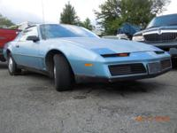 1982 Pontiac Firebird Trans AM Low Miles 60,526 FRESH
