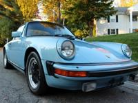 1982 Porsche 911SCFor your consideration is this