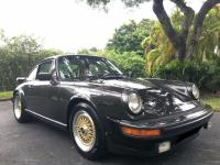 1982 Porsche 911SC Coupe. Excellent exterior and