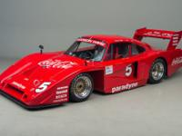 1982 Porsche 935 LnChassis: 935 L1nThis is Bob Akin's