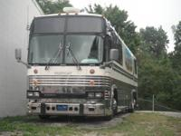 Travel in home comfort. This 82 LeMirage has a Detroit