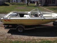 I have an 18' 1982 Sea Sprite with a 3.8 l inboard
