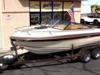 1982 Sun Runner 200S Day Cruiser 20' $8,795