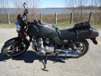 1982 suzuki gs 1100e clean in great running condition