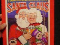 This is a bit odd and twisted variation of Santa Claus