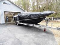 This 1982 Wellcraft Nova is constructed for speed,