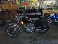 Description Make: Yamaha Year: 1982 Condition: Used