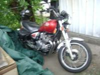 1982 yamaha 750 maxim with 17k miles. just bought the
