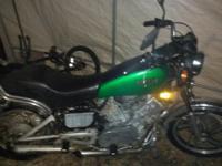 Nice 1982 Yamaha 750 Street bike for sale posting for