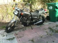 For Sale 1982 Yamaha Virago 750 need to sell as quickly