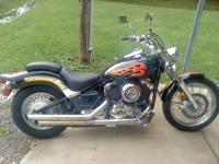 I have a 82 yamaha xs 650 bobber has been hardtailed