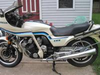 It is time to thin the herd. For Sale: 1982 Honda CBX