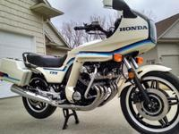 Very low mileage and original 1982 Honda CBX. *This