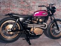 1981 Yamaha XS650 Barn FindThe inspiration for this