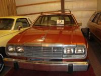 1983 AMC Concord 4DR Wagon ..All Original