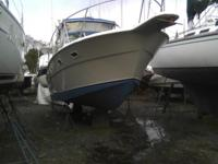 1983 28'6 aquasport xf in great condition for sale ,
