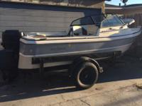 1984 Arima sea hunter 16 ft Well-built family /fishing