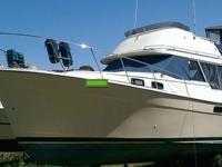 1983 BAYLINER 3270 For Sale! - seller likes the boat