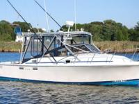 1983 Blackfin 290 Combi Boat is located in