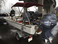 The unsinkable legend. Boston Whaler constructs among