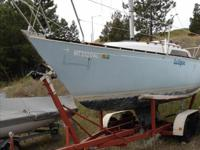 1983 C&C 25 Boat is located in Helena.Montana.Please