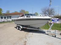 1983 Celebrity Cuddy Cab Beautiful Boat, V8 Chevy, 4